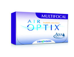Piilolinssit AIR OPTIX Aqua Multifocal